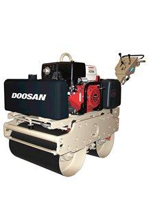 Doosan DX-600E Walk-Behind Vibratory Roller