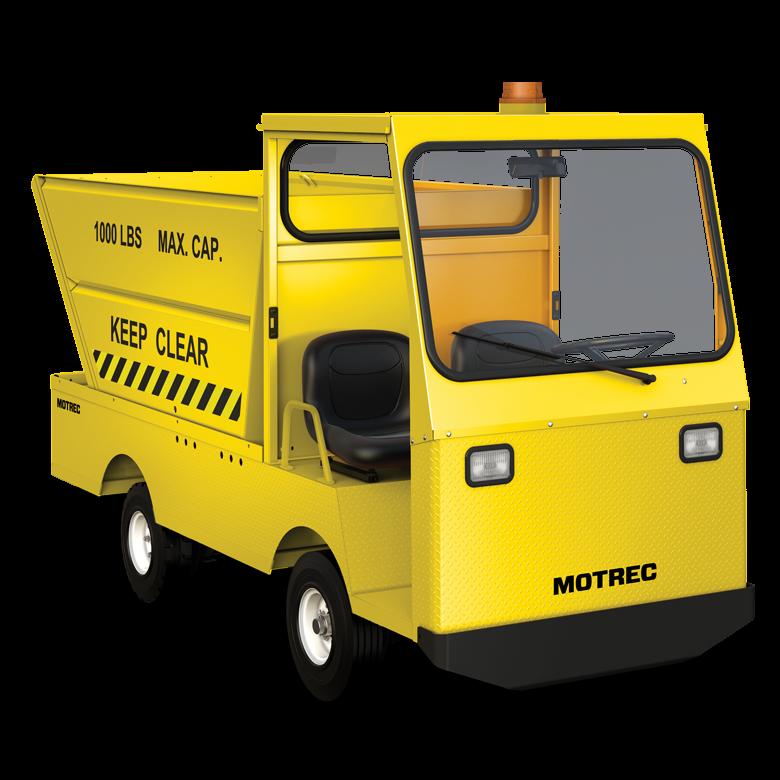 Motrec MX-360 Refuse Hauler