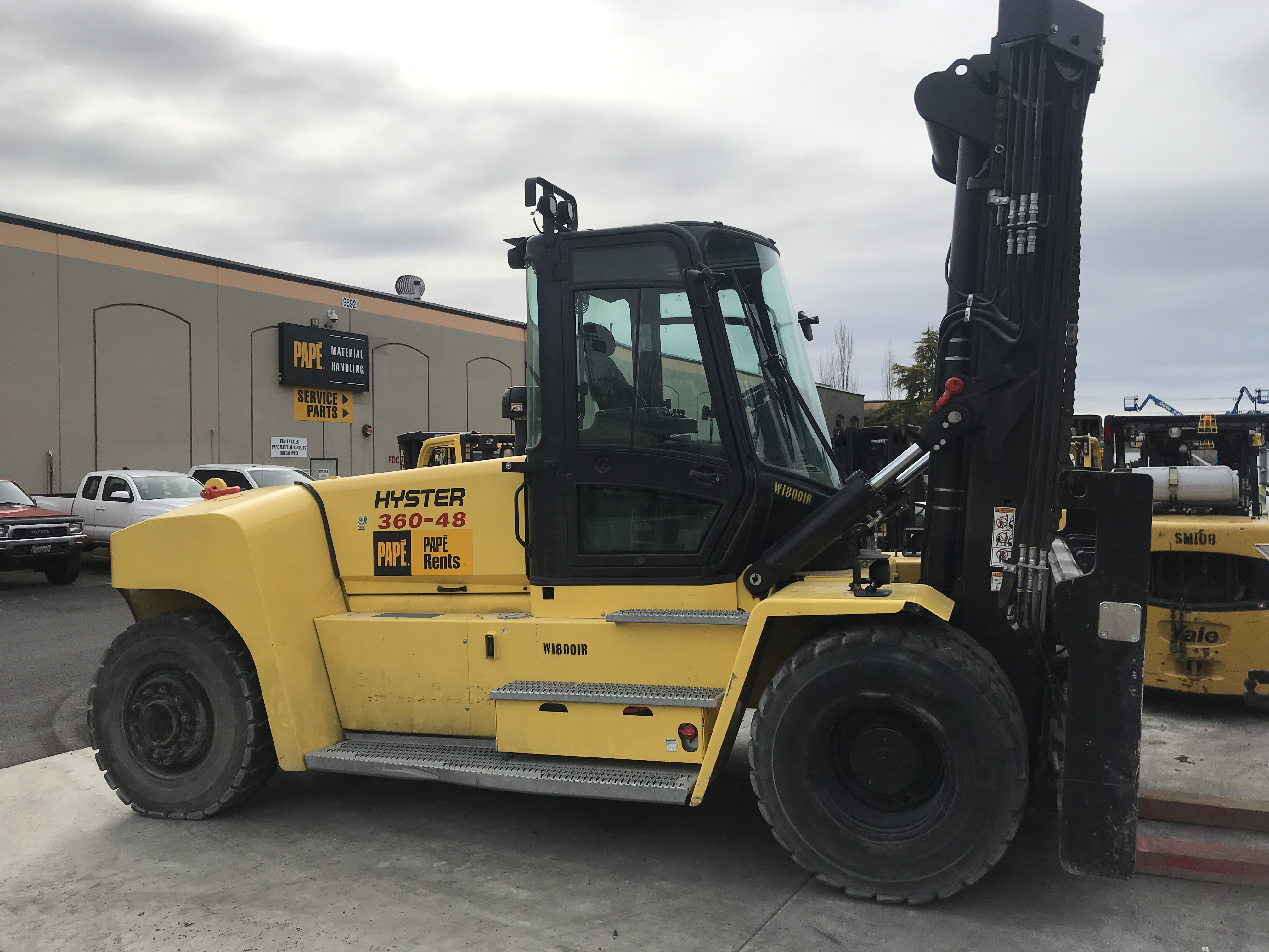2017 Hyster H360-48HD