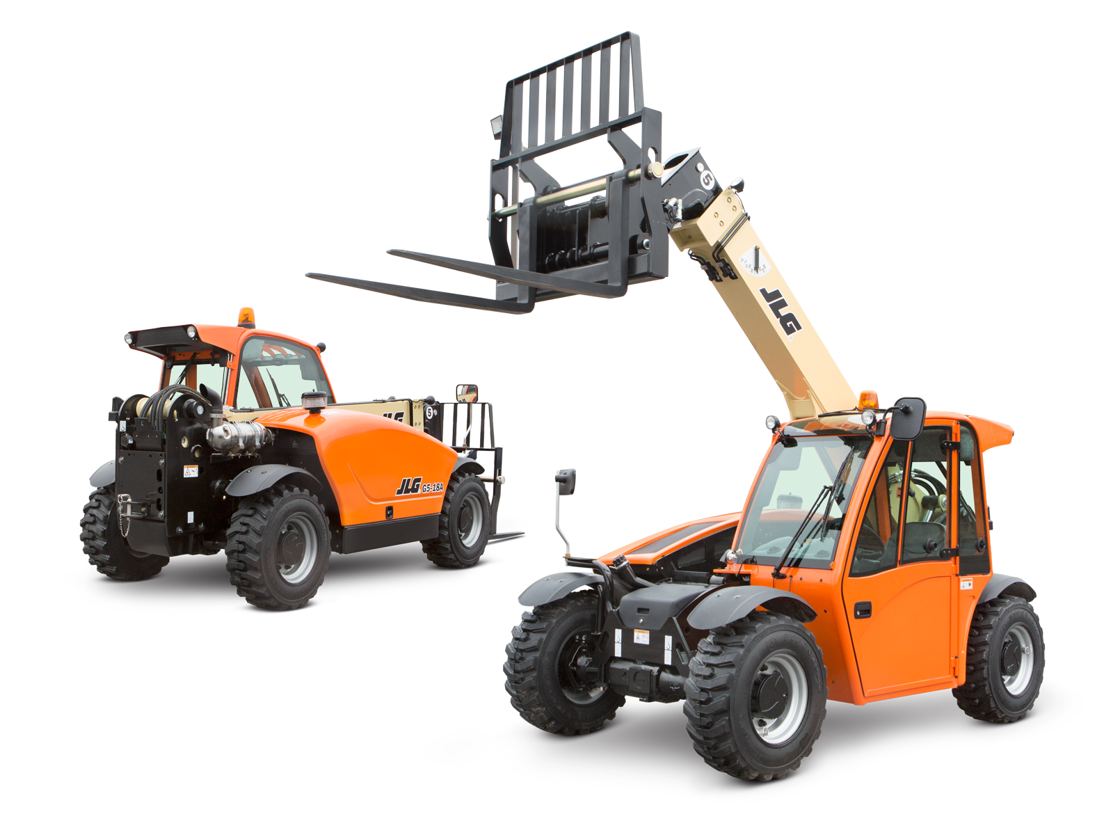 Telehandlers Equipment Image