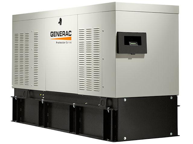 Generac Protector Series 20kW Diesel Generator