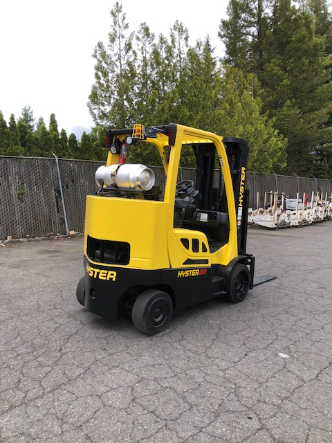 2015 Hyster S80FT