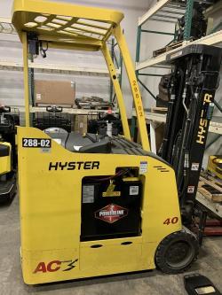 2018 Hyster E40HSD