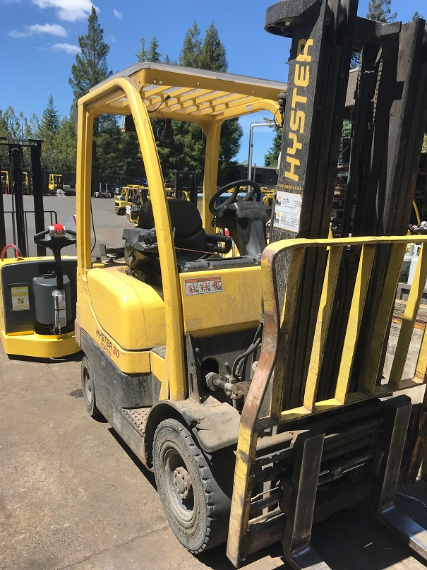 2013 Hyster H30FT