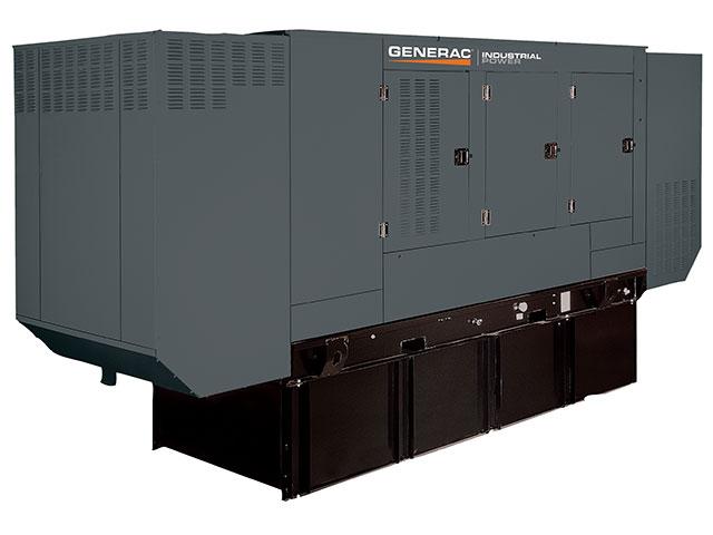 Generac 350kW Diesel Generator MPS