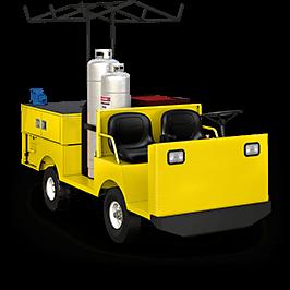 Motrec MX-360 Maintenance Truck