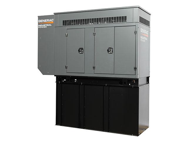 Generac 80kW Diesel Generator