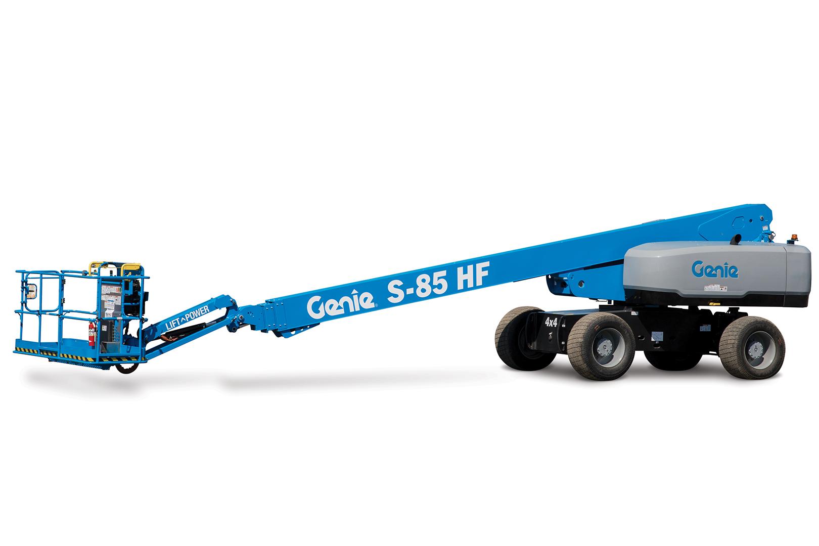Genie S-80 HF and S-85 HF