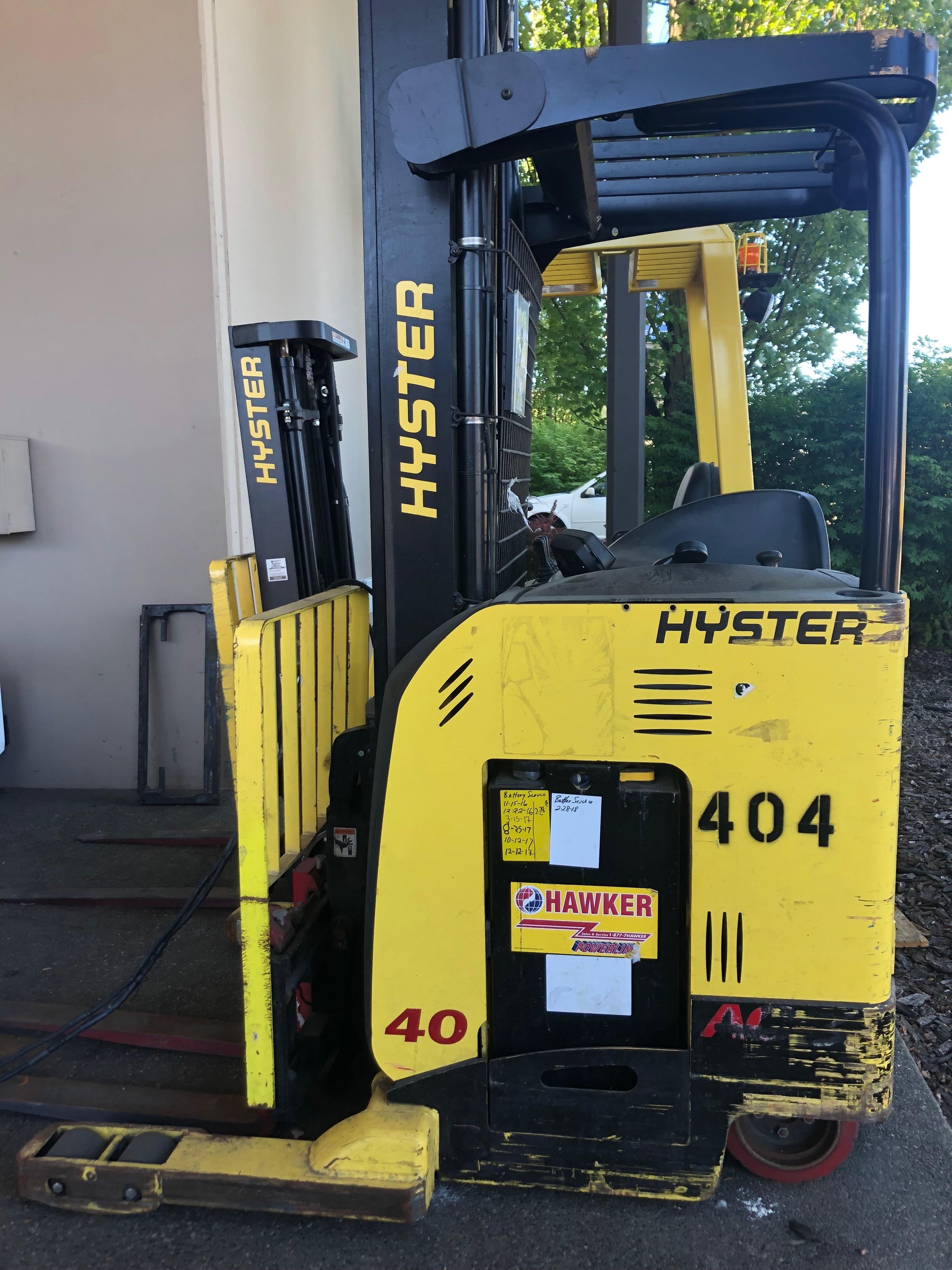 2013 Hyster N40ZR