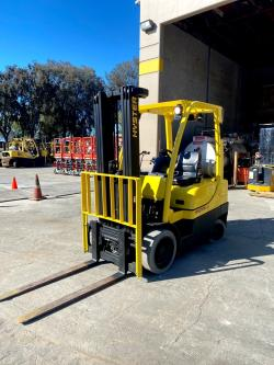 2011 Hyster S50CT