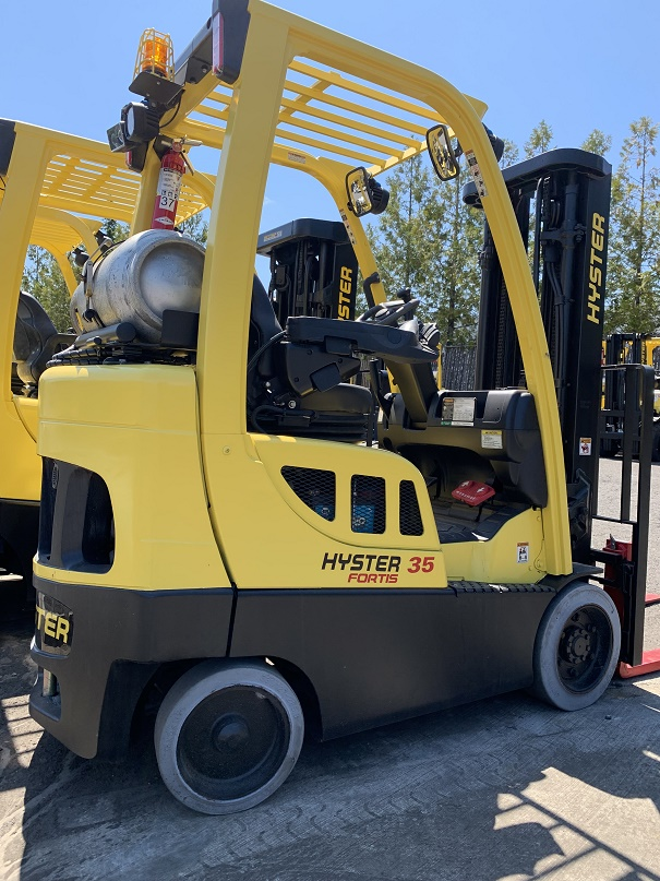2014 Hyster S35FT