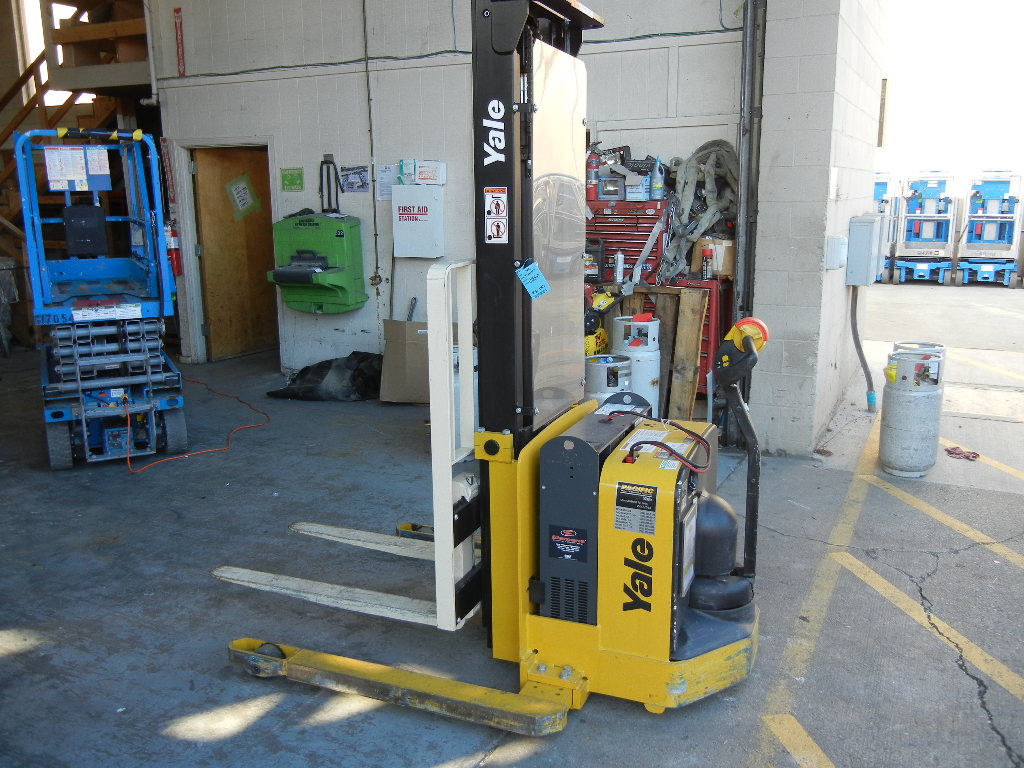 2016 Hyster MSW025