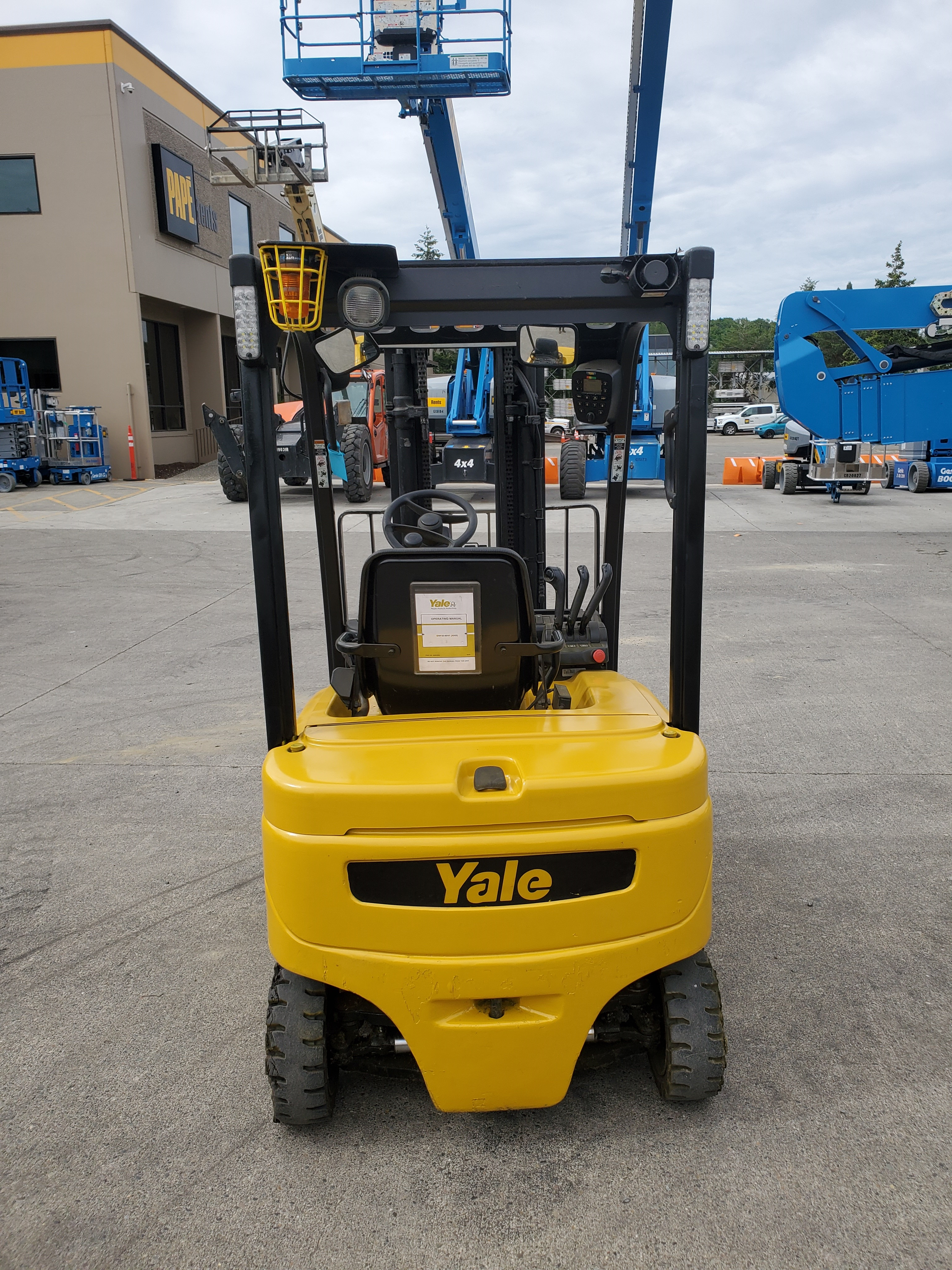 2011 Yale ERP030