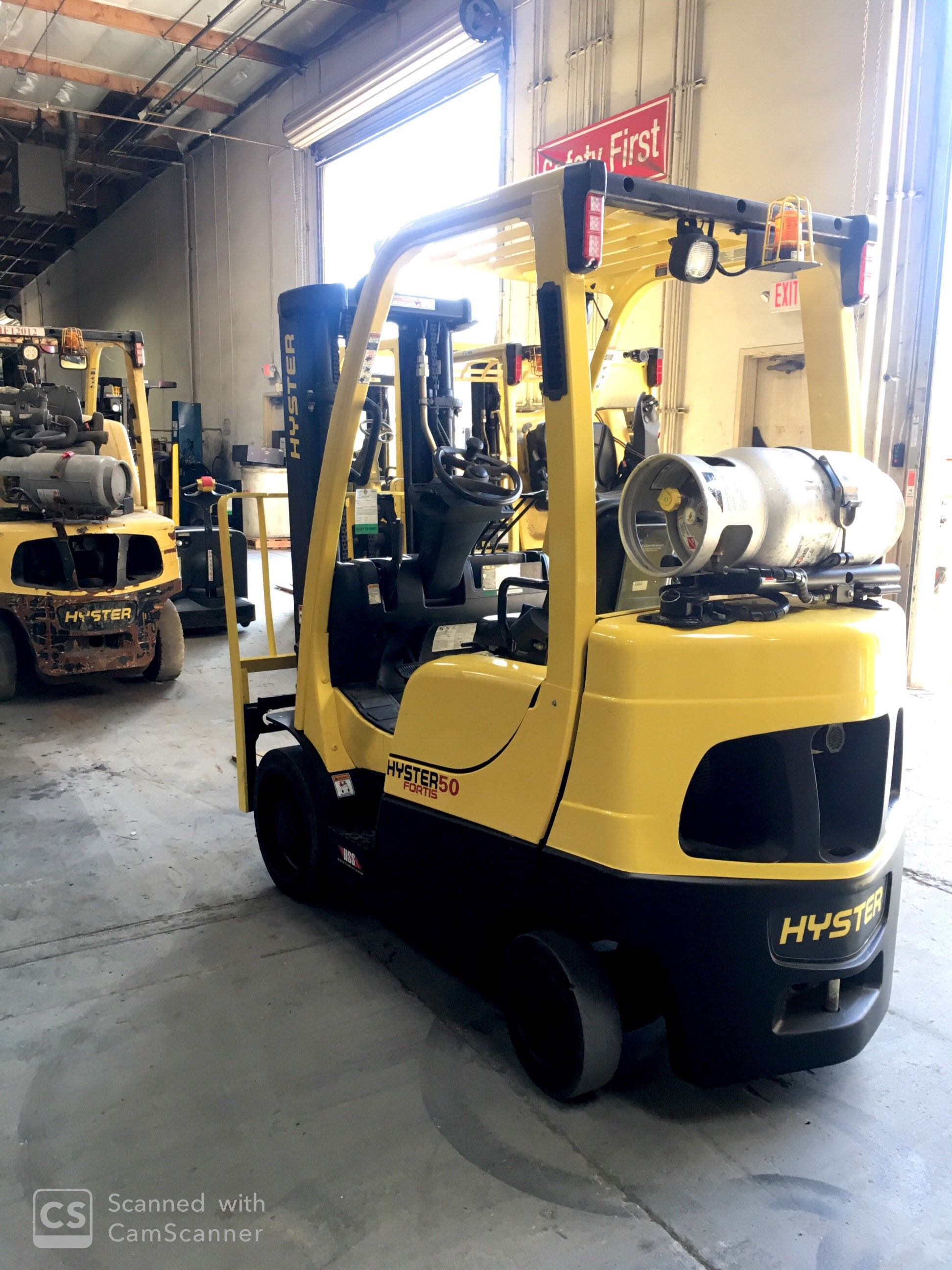 2011 Hyster S50FT