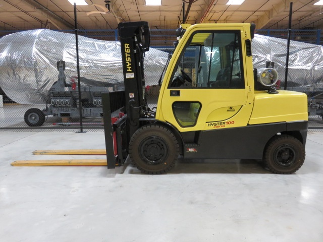 2016 Hyster H100FT