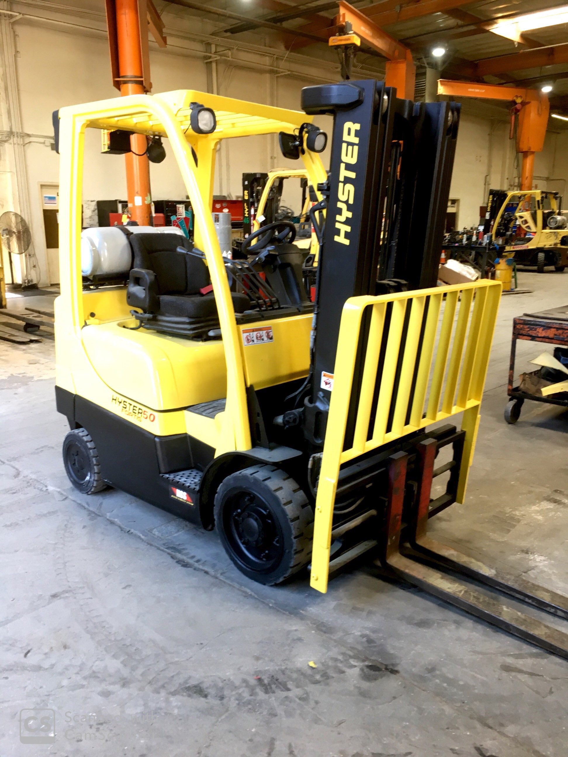 Hyster S50FT