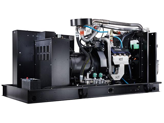 Generac 150kW Gaseous Generator 14.2L
