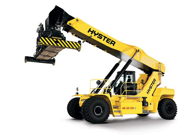 Hyster RS46 ReachStacker