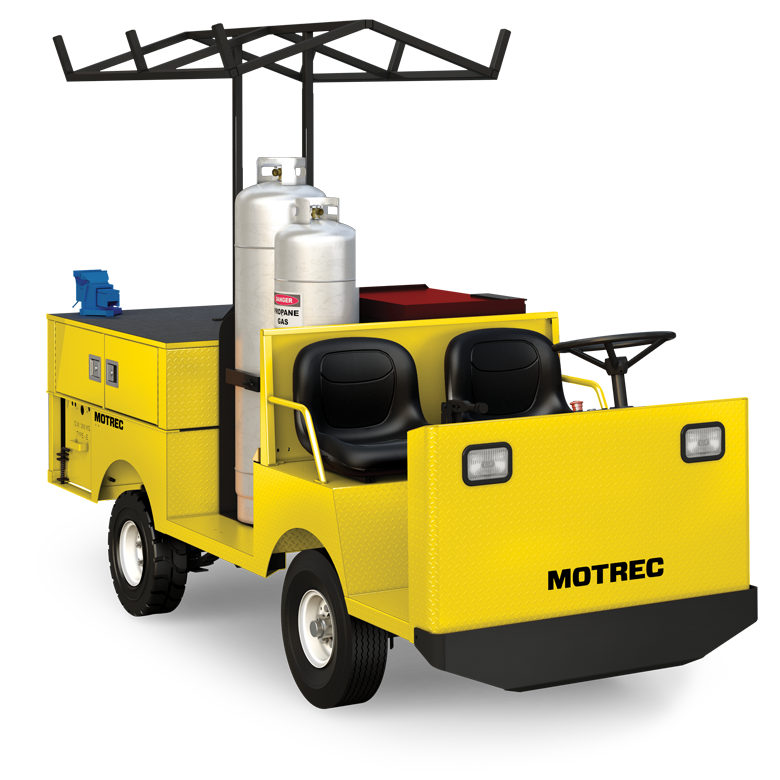 Motrec MX-360 Maintenance Truck