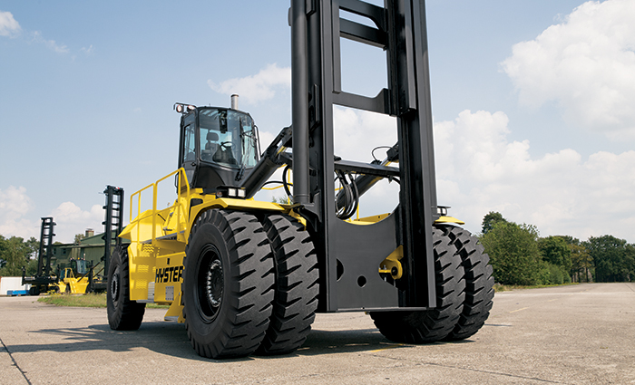 Large Forklifts (Big Trucks)