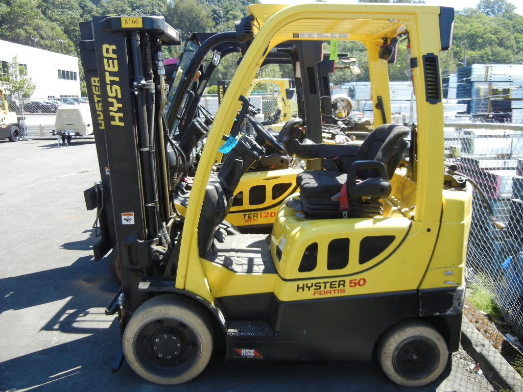 2013 Hyster S50FT