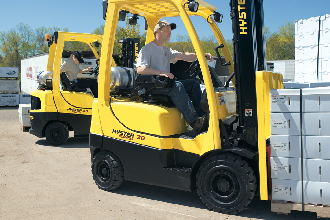 Hyster H30-35FT H40FTS