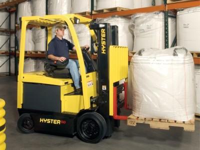 4 Wheel Electric Trucks Equipment Image