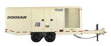Doosan HP1600WCU-T4F Air Compressor