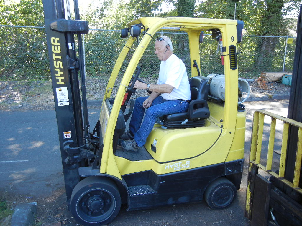 2014 Hyster S50FT