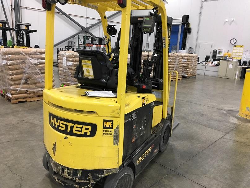 2016 Hyster E50XN