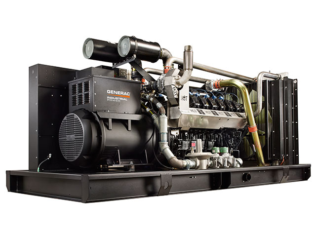 Generac 500kW Gaseous Generator