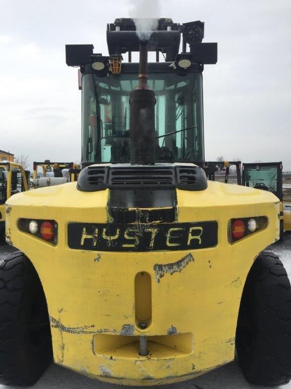 2014 Hyster H210HD