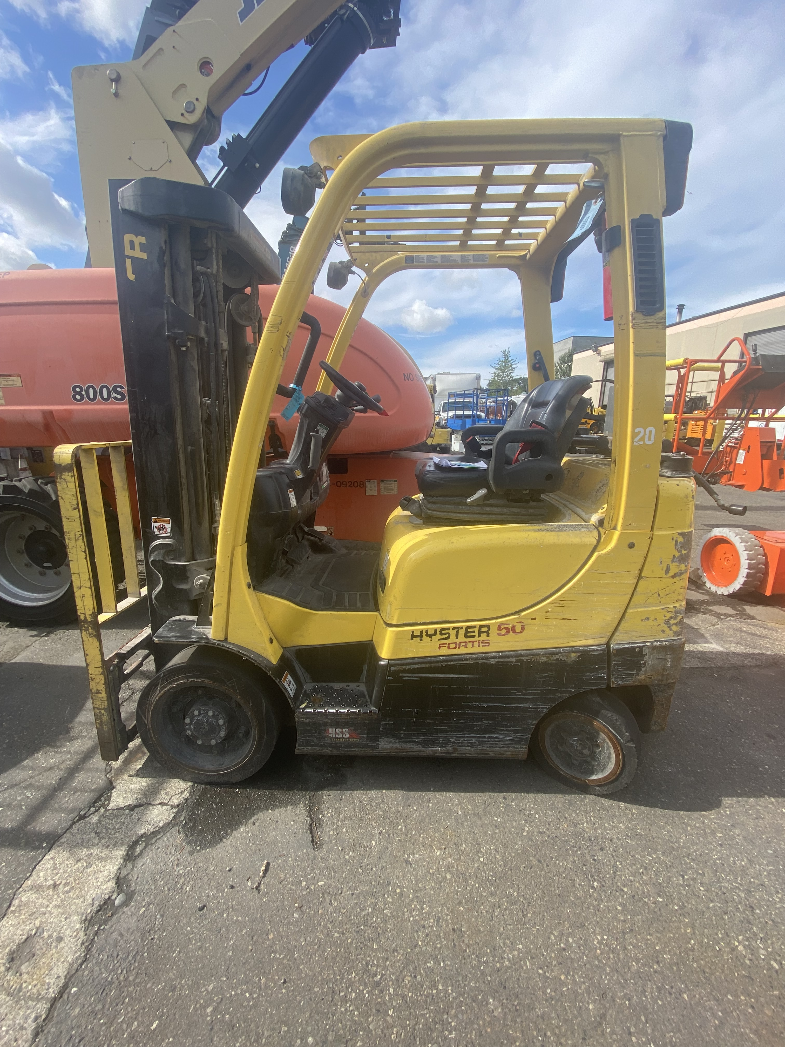 2015 Hyster® S50FT