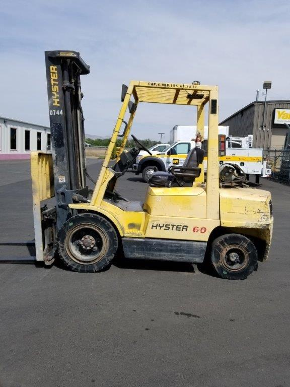 1997 Hyster H60XM
