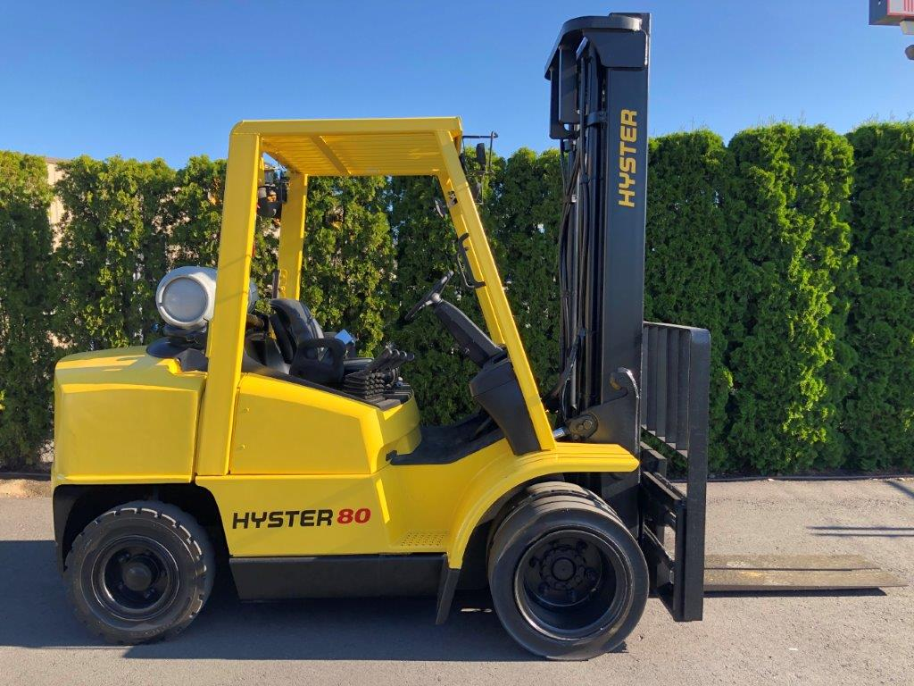 2005 Hyster H80XM