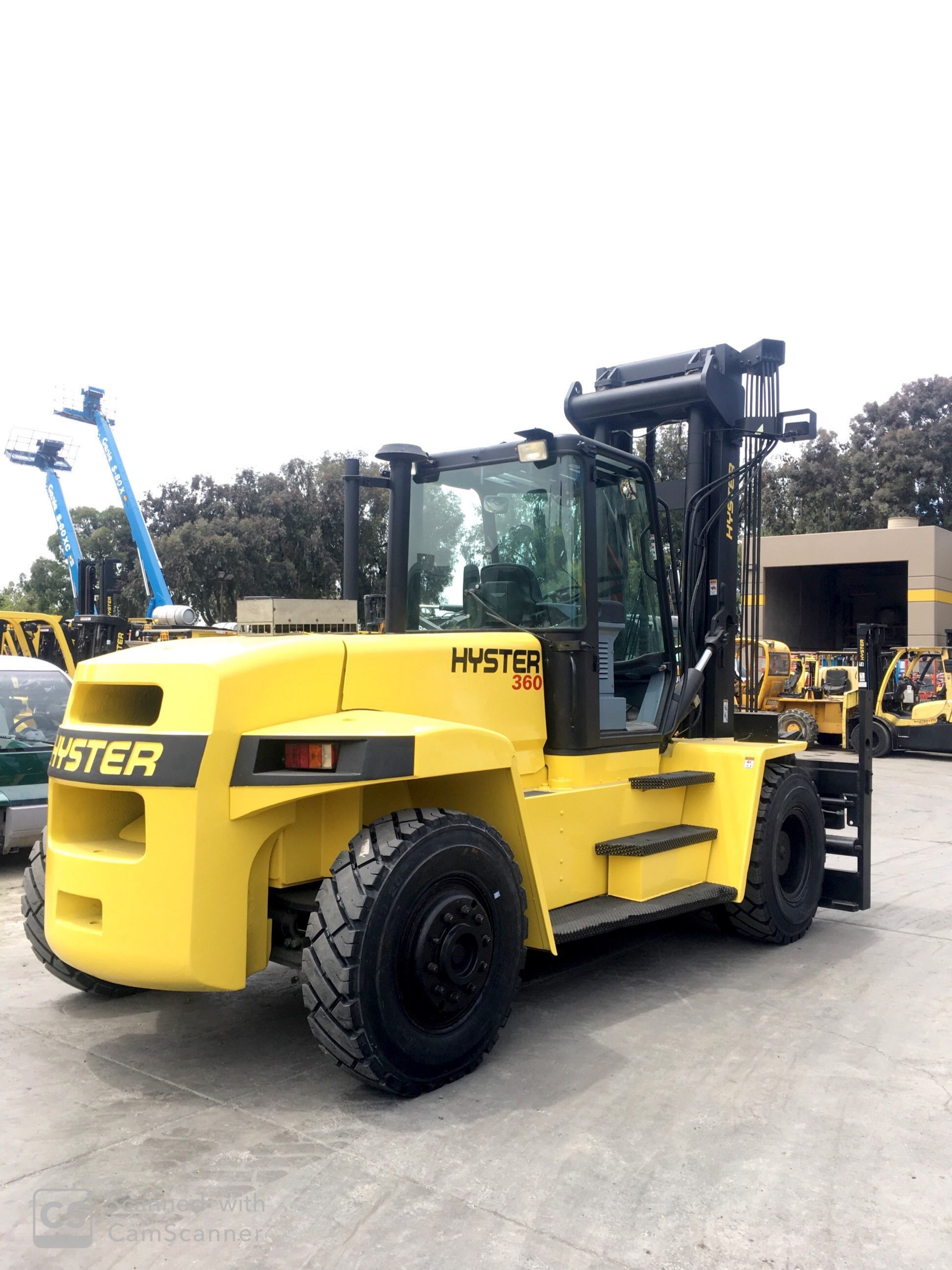 Hyster H360HD