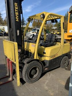2015 Hyster H70FT