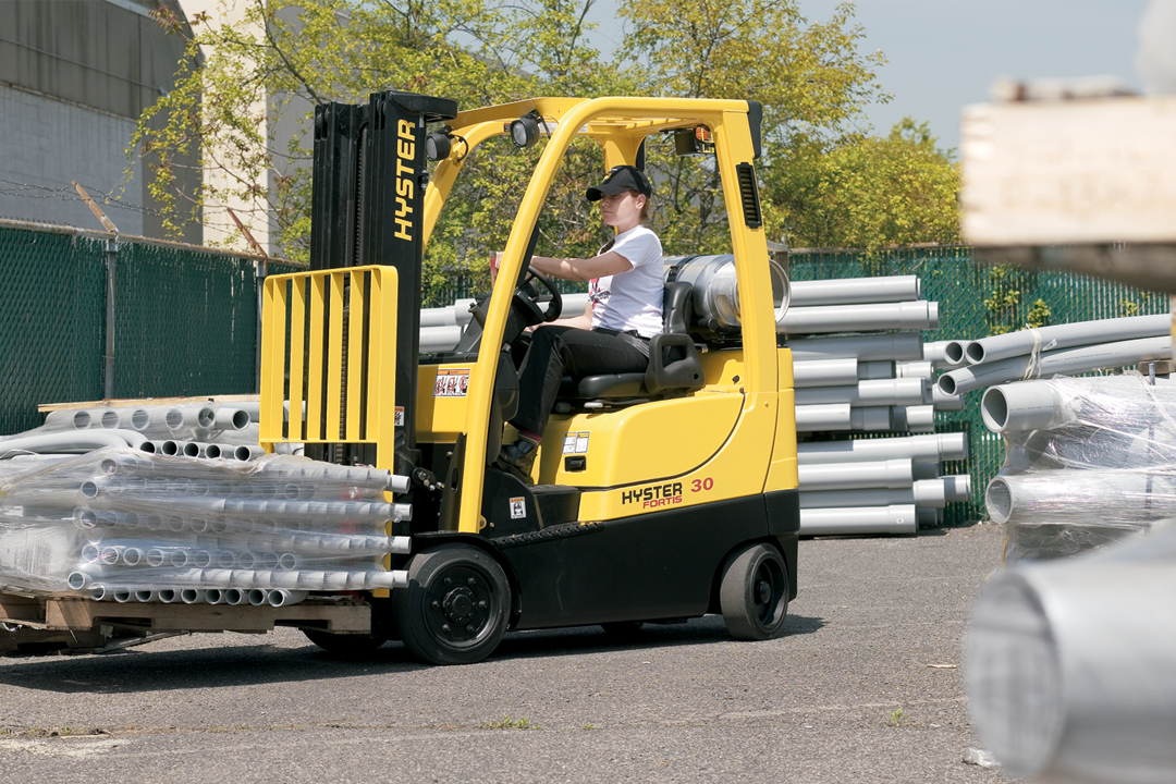 Hyster S30-35FT, S40FTS