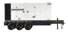 Doosan G570WCU-2B-T2 Generator