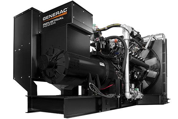 Generac 625kW Gaseous Generator