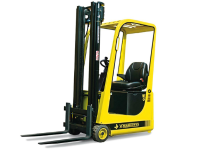 Compact Electric Forklifts Equipment Image