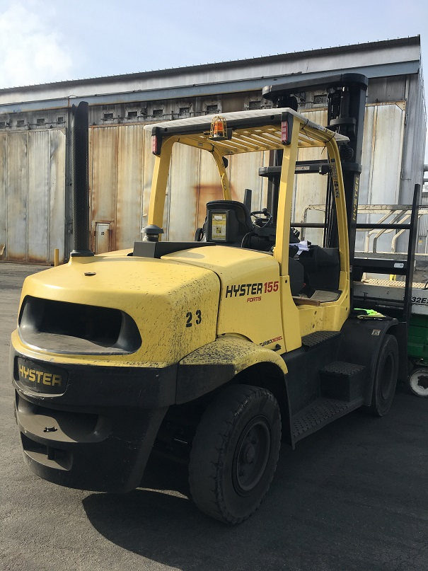 2015 Hyster H155FT