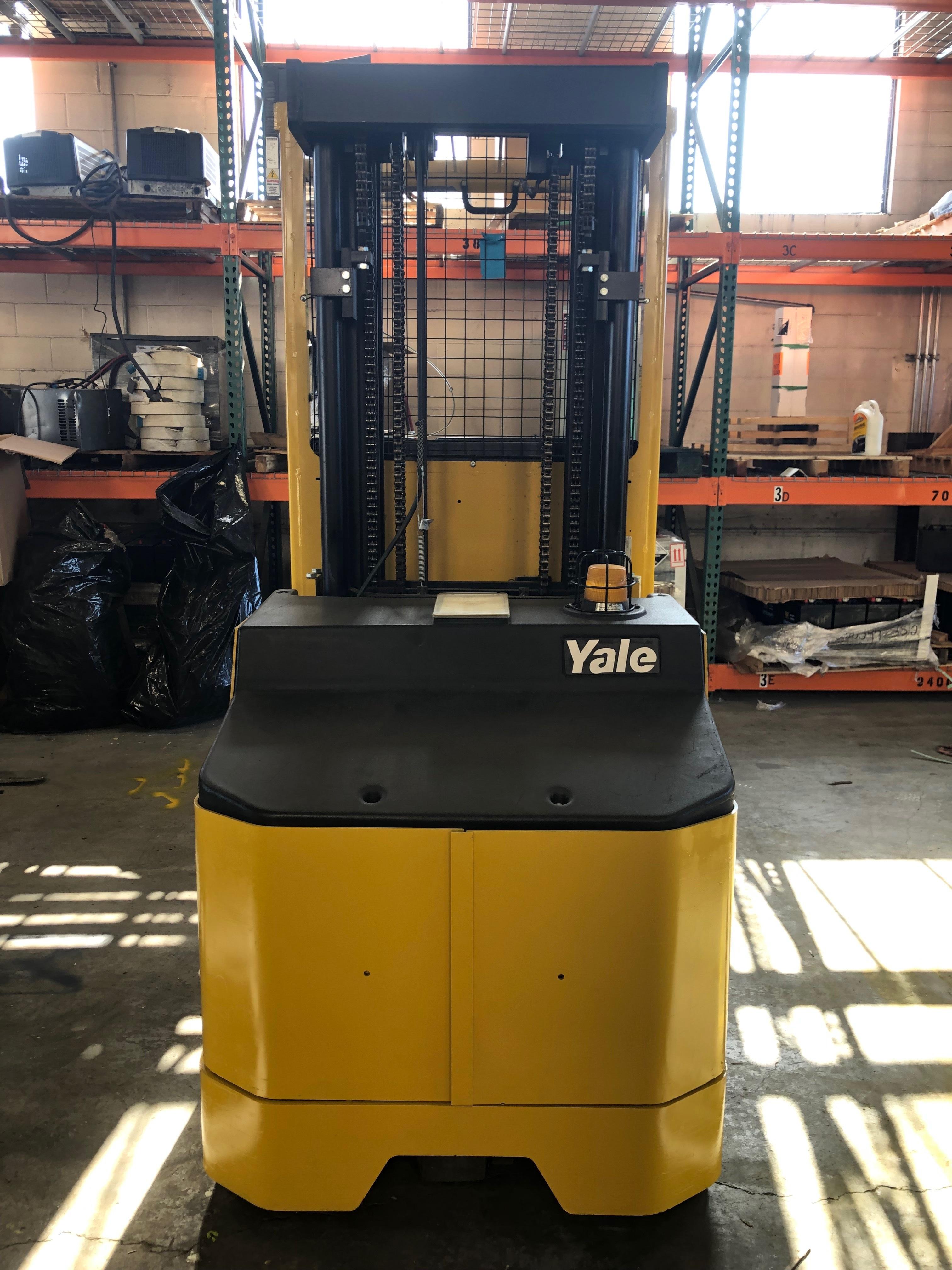 2007 Yale OSO30