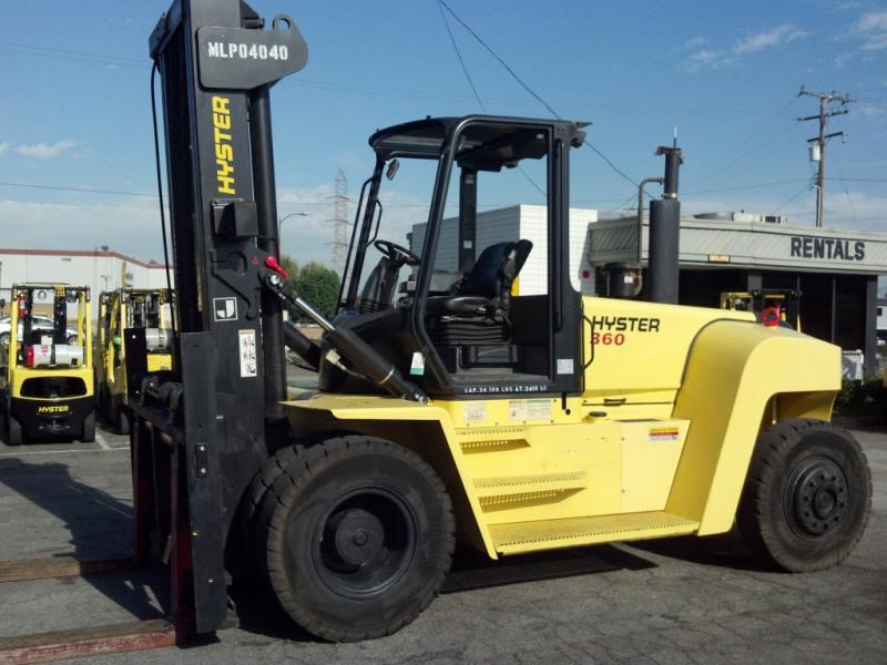 2011 Hyster H360HD2