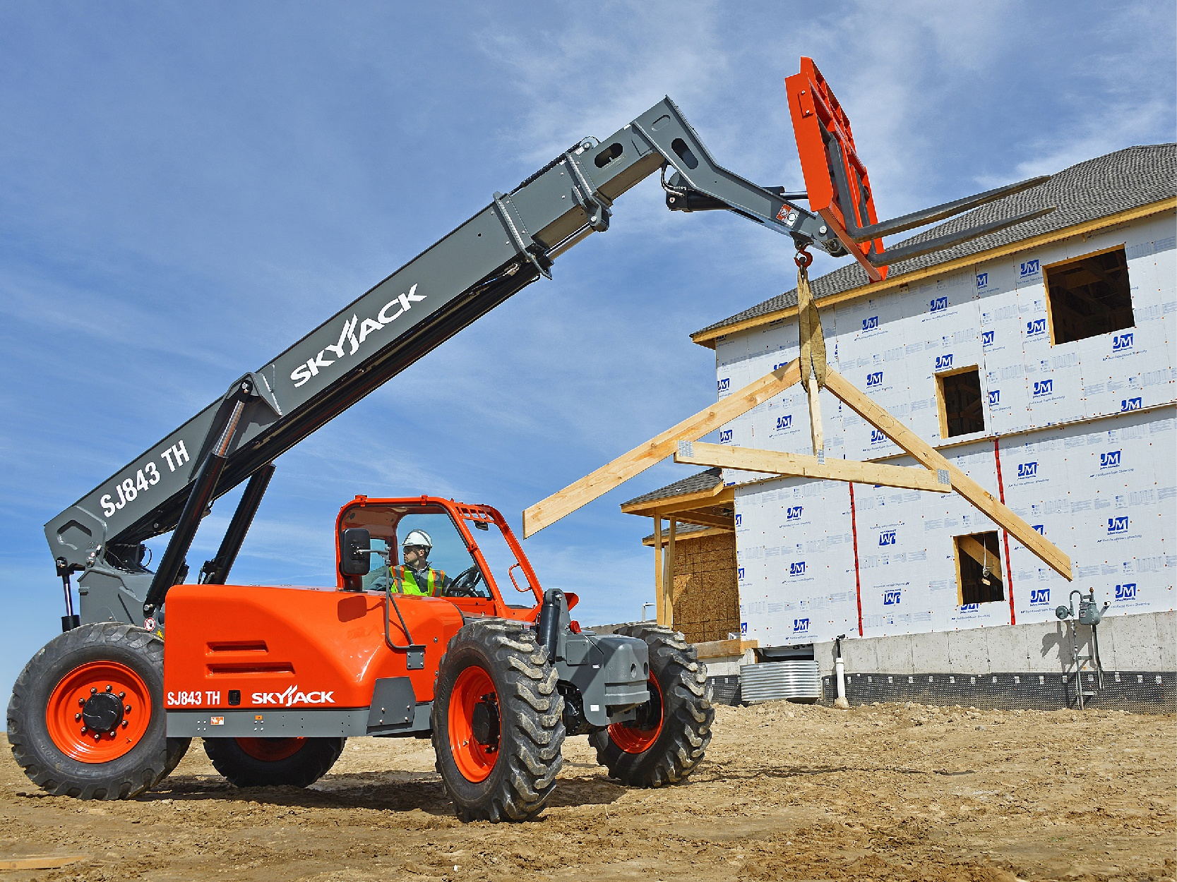 Telehandler Attachments Equipment Image
