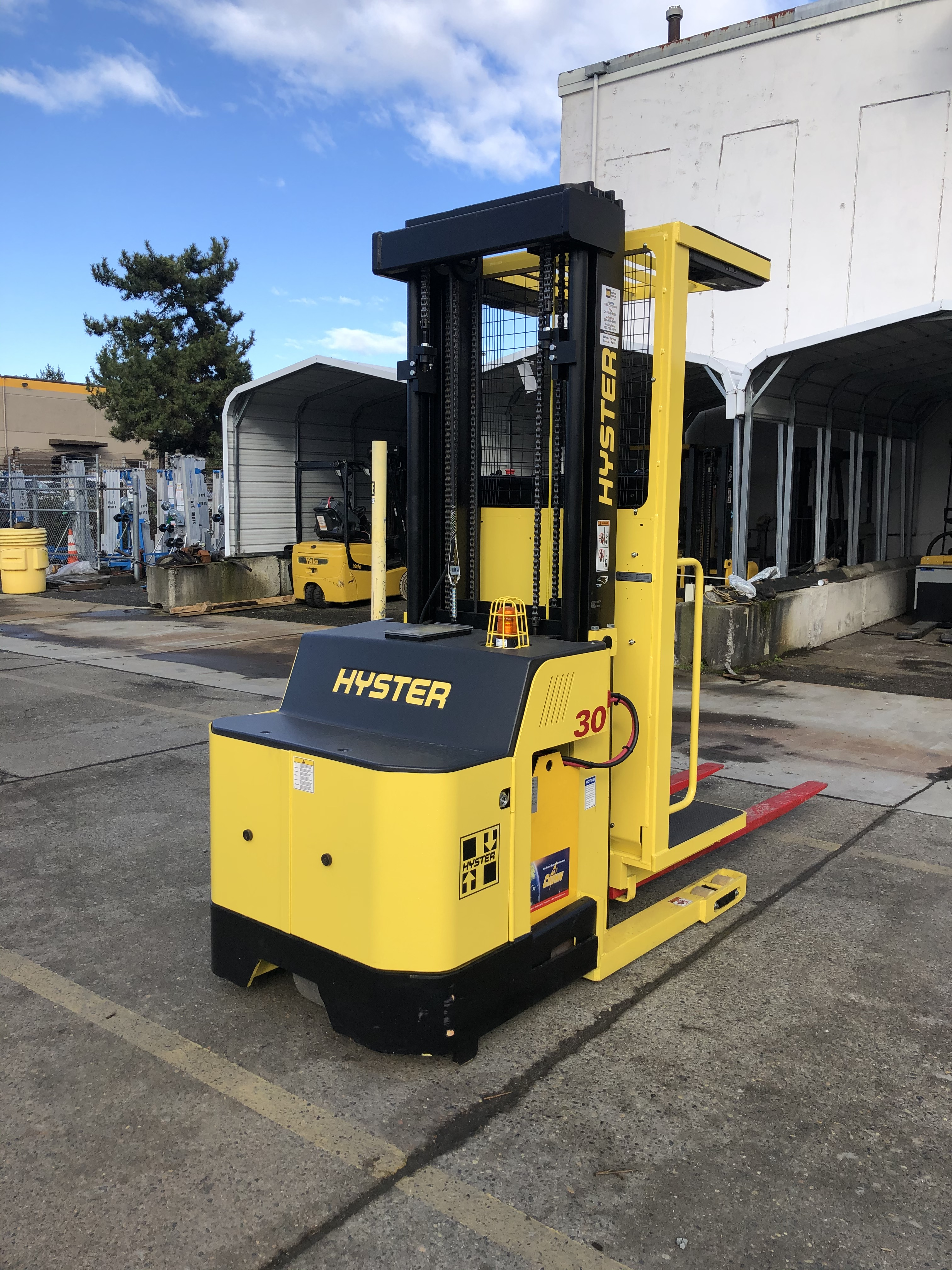 2019 Hyster R30XMS