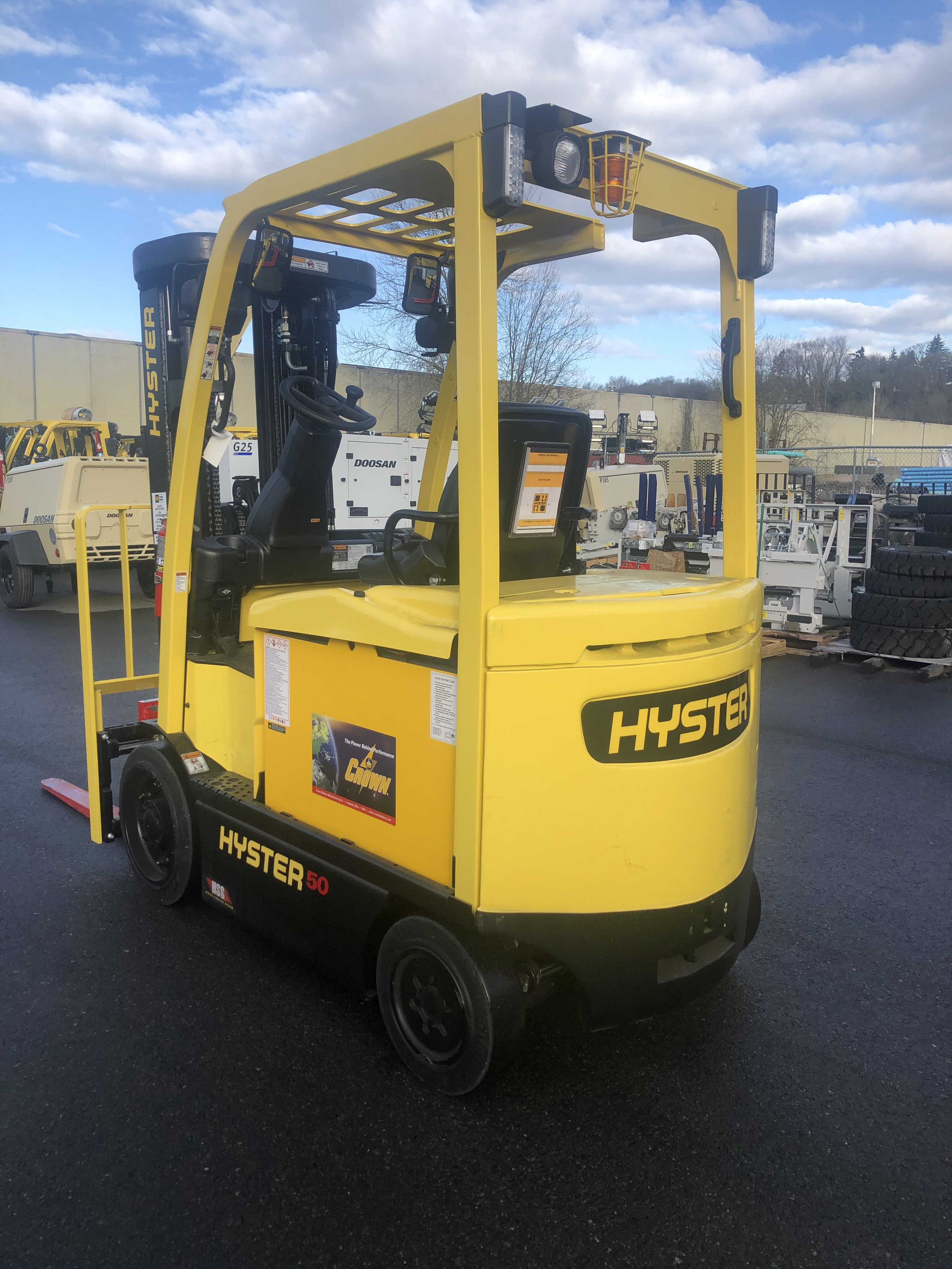 2020 Hyster® E50XN