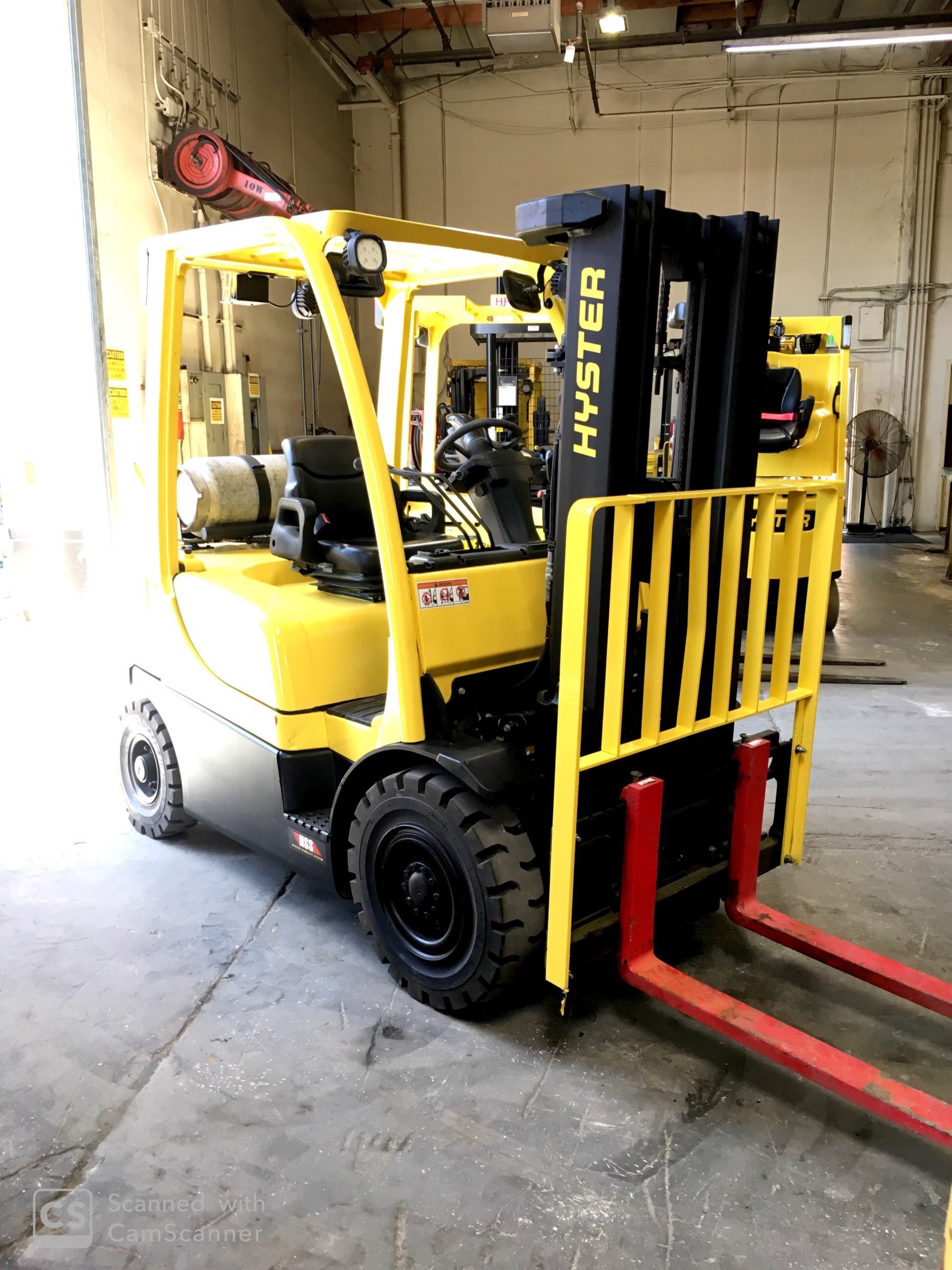 2009 Hyster H50FT