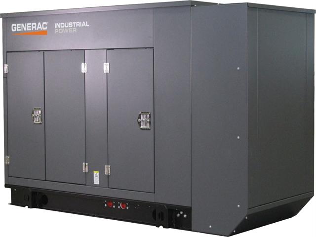 Generac 45kW Gaseous Generator