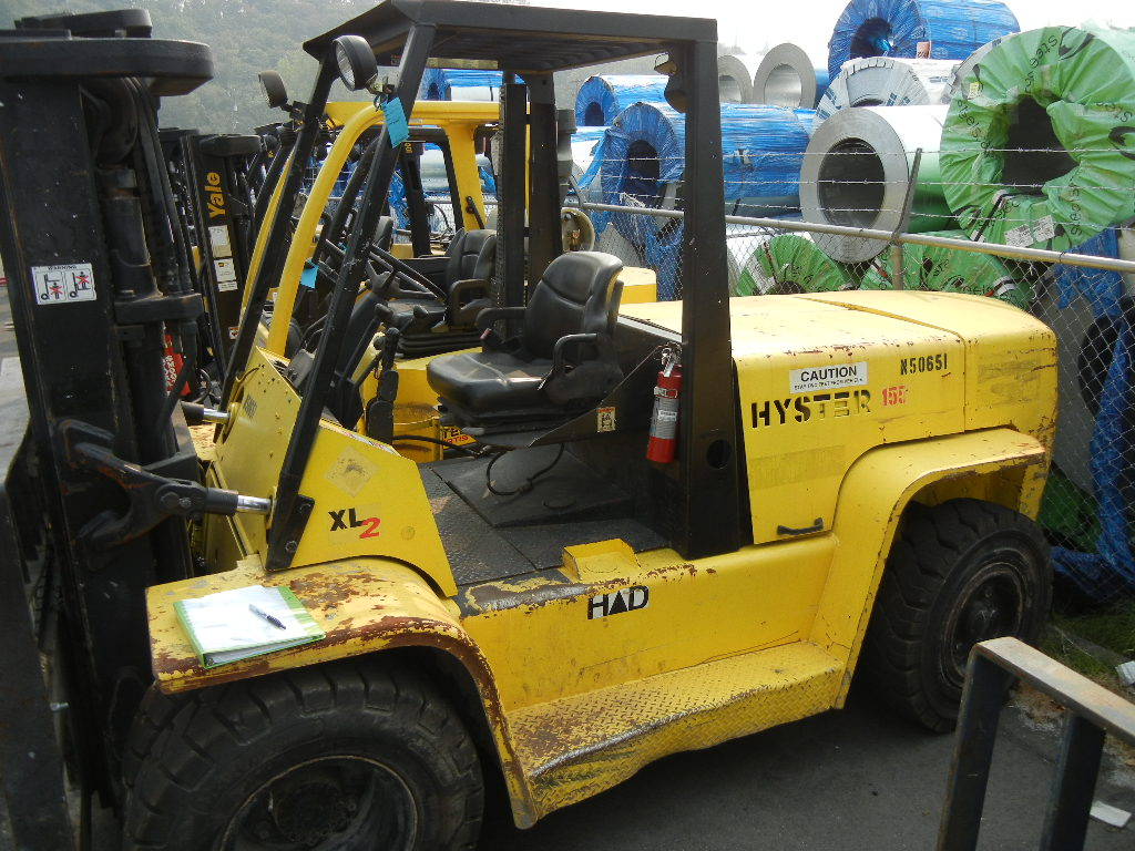 2007 Hyster H155XL